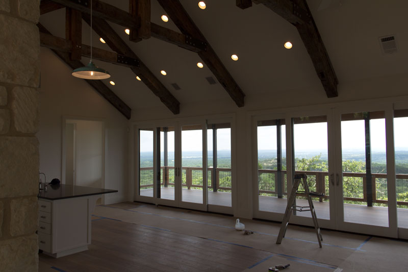 Blanco Hill Country Custom Home