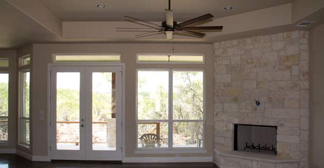Southwest Austin Custom Home