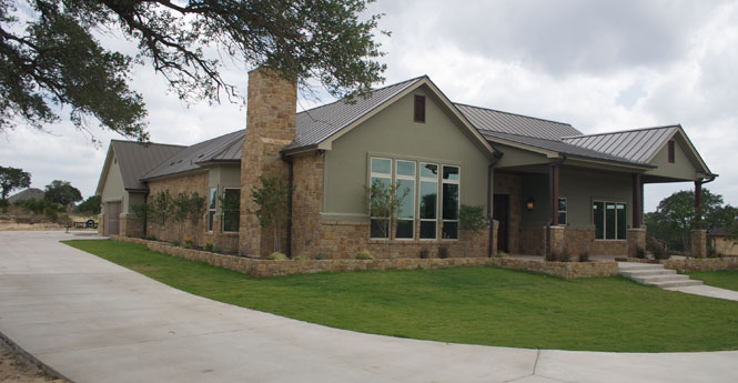 Rim Rock Custom Home